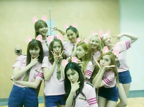 Girls Generation Japan Tour 2013