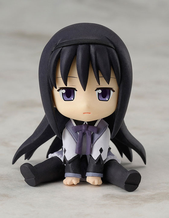 Homura Akemi Petanko Mini figure