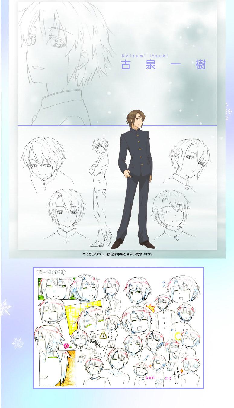 The Disappearance of Nagato Yuki-Chan Koizumi Itsuki